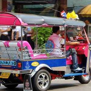 چگونه در بانکوک از وسایل حمل و نقل عمومی استفاده کنیم؟