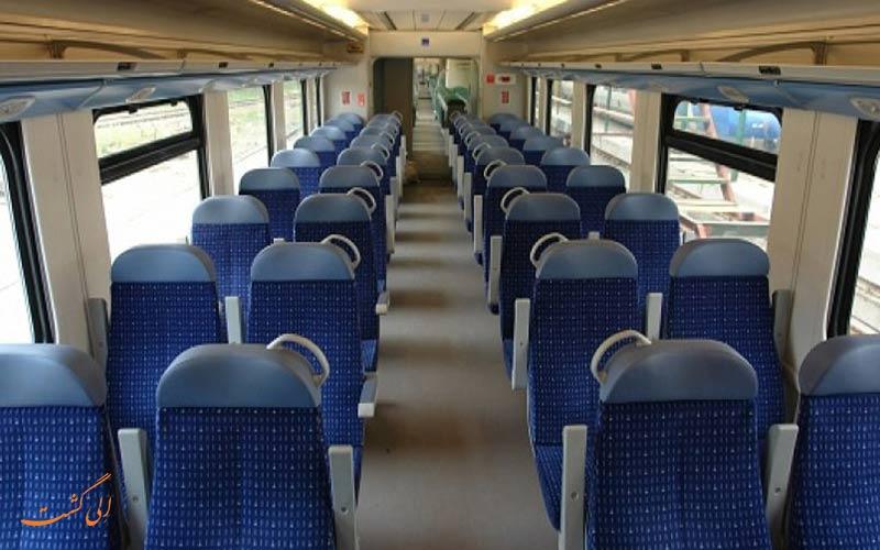 مزایای قطاز اتوبوسی و سریع السیر پردیس سالنی