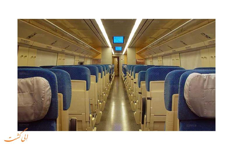 قطارهای پردیس و سرعت ۱۶۰ کیلومتری! در سریع ترین زمان ممکن به مقصدتان برسید.