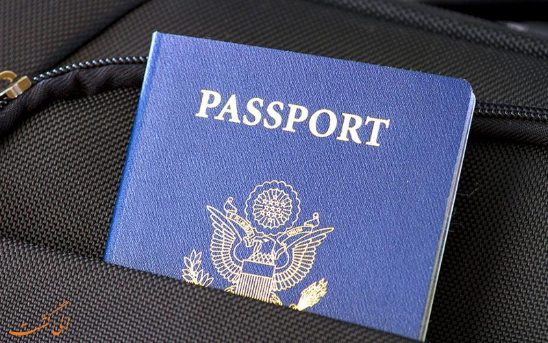 پاسپورت خارجی