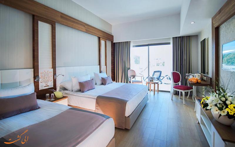 هتل پورت نیچر یکی از هتل های Uall در شهر ساحلی آنتالیا