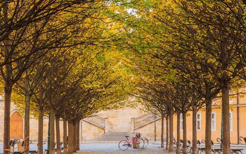 پراگ در چک، پایتخت پاییزی اروپا