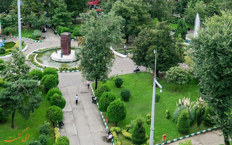 پارک سیزه میدان رشت