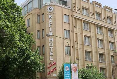 آدرس هتل سفیر اصفهان برای رزرو