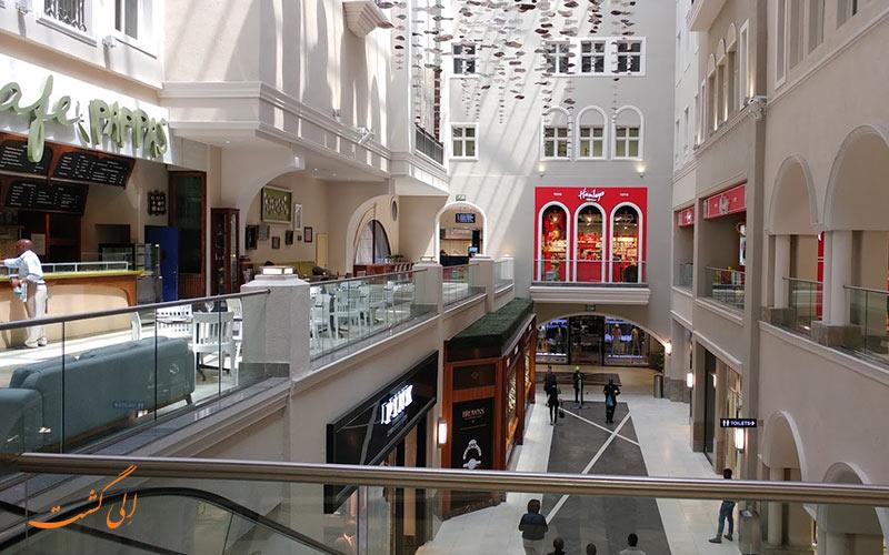خرید برند در مراکز خرید ژوهانسبورگ