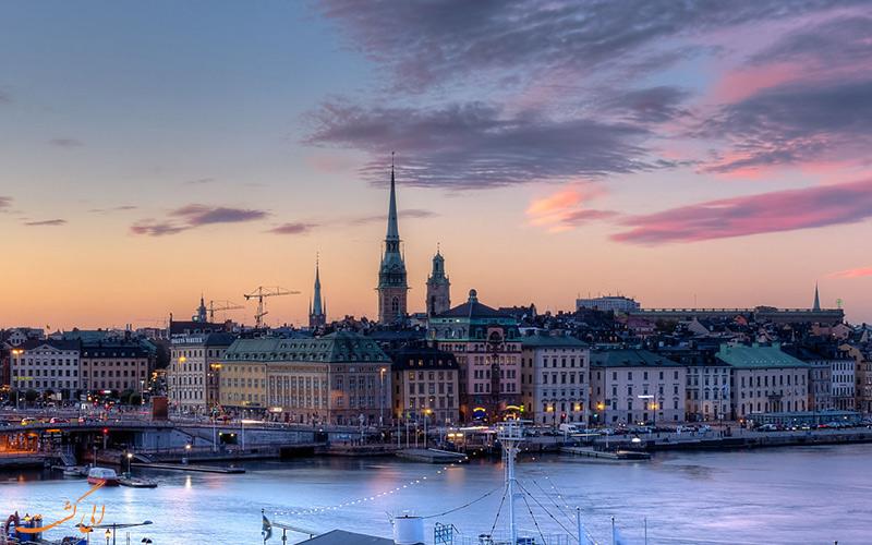 هزینه ویزای سوئد