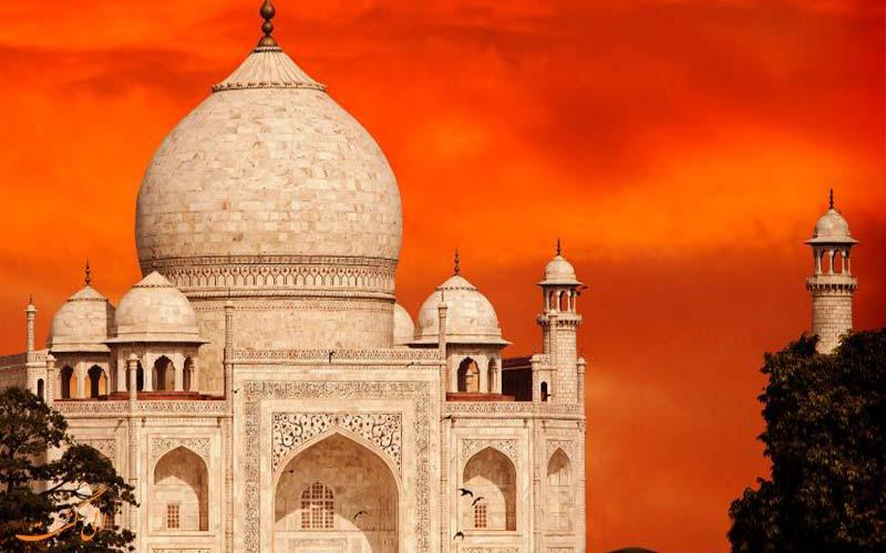 ناج محل، یکی از عجایب هفتگانه جدید جهان