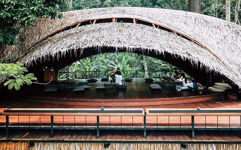 رستورانی با قیمت متوسط در میان جنگل های پوکت