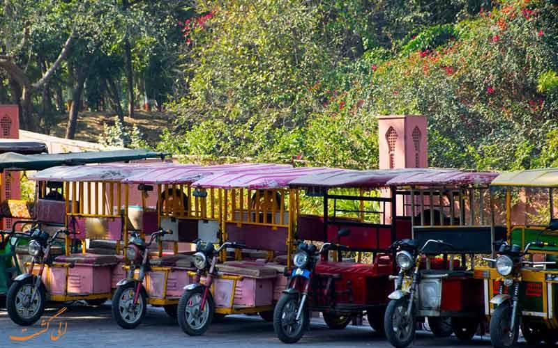 هزینه حمل و نقل عمومی در دهلی