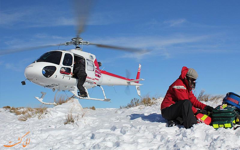 ورزش های زمستانی، استثنائات بیمه مسافرتی