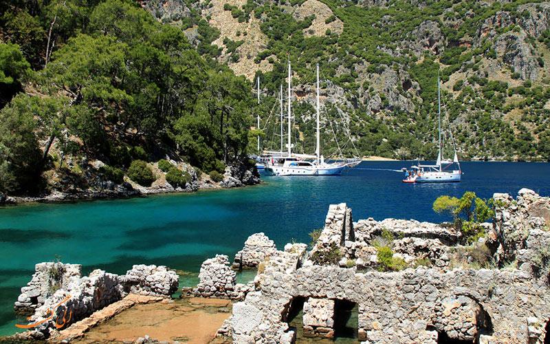 بهترین شهرهای ساحلی ترکیه برای سفر در تابستان