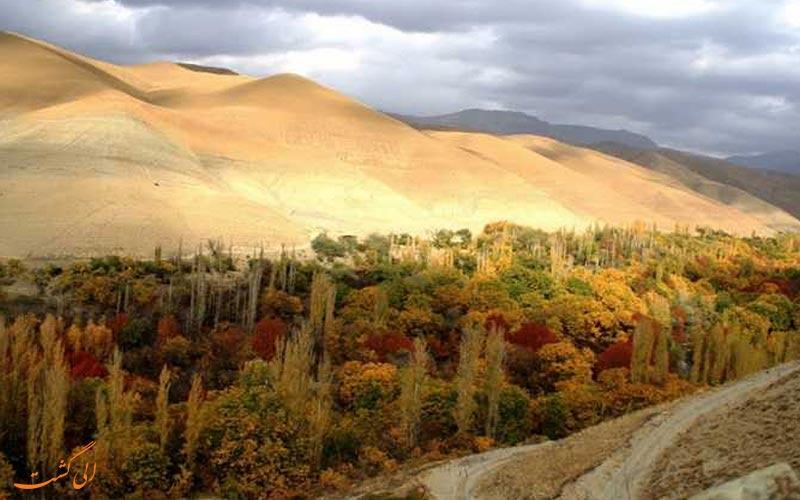 روستای برغان، گشت و گذار نزدیک تهران