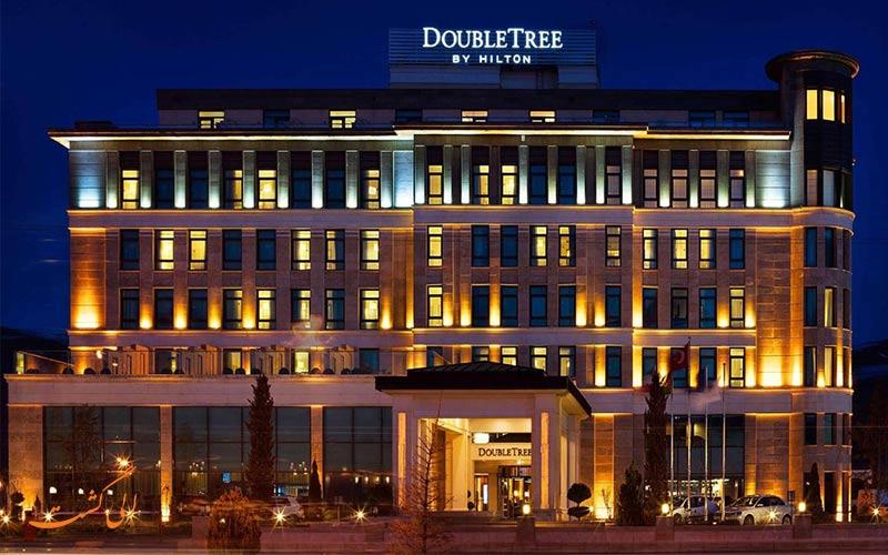 بهترین هتل های وان ترکیه برای رزرو هتل