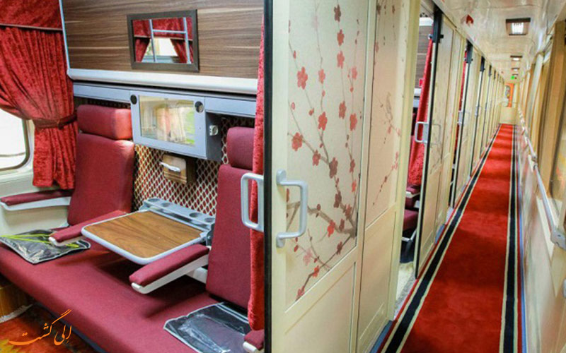 عکس قطار طوس