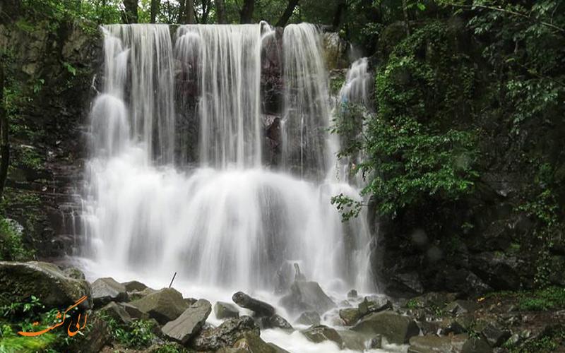 آبشار رامینه در ماسال