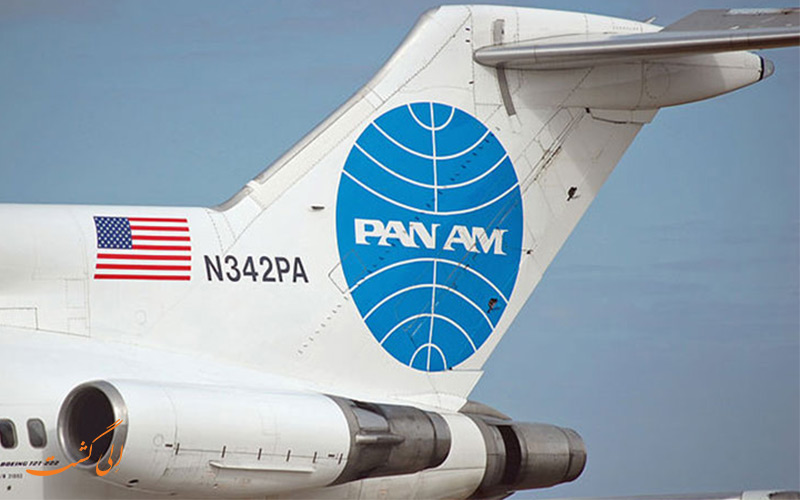 جزئیات دم هواپیماهای بوئینگ 727