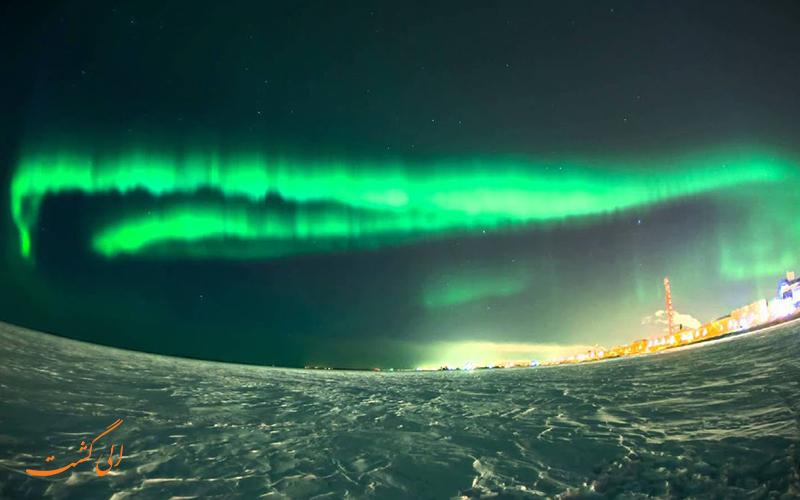 آرکانگلسک منطقه ای در شمال روسیه