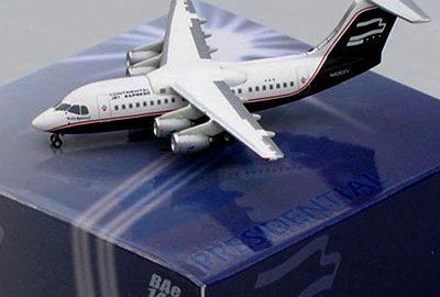 معرفی هواپیما BAe انگلیسی