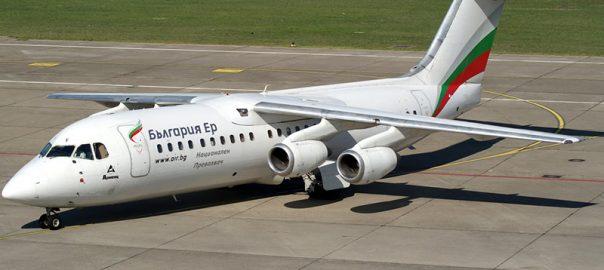 هواپیما BAe 146