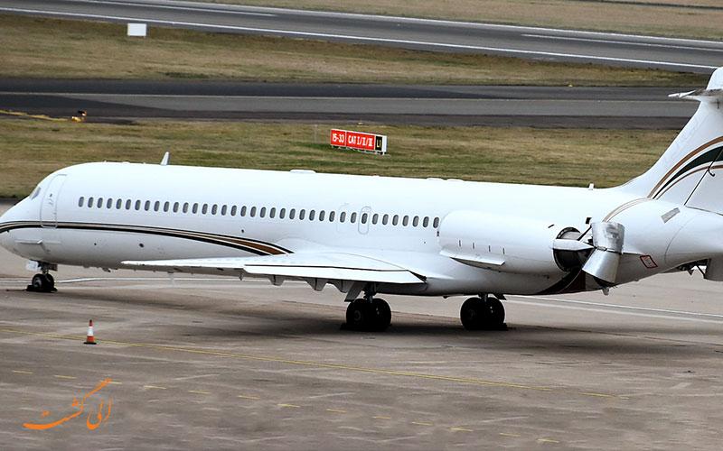 انواع هواپیما بوئینگ md