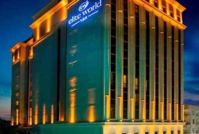 معرفی بهترین هتل های وان ترکیه