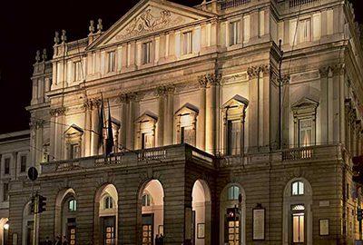 معرفی کامل سالن اپرای لا اسکالا میلان