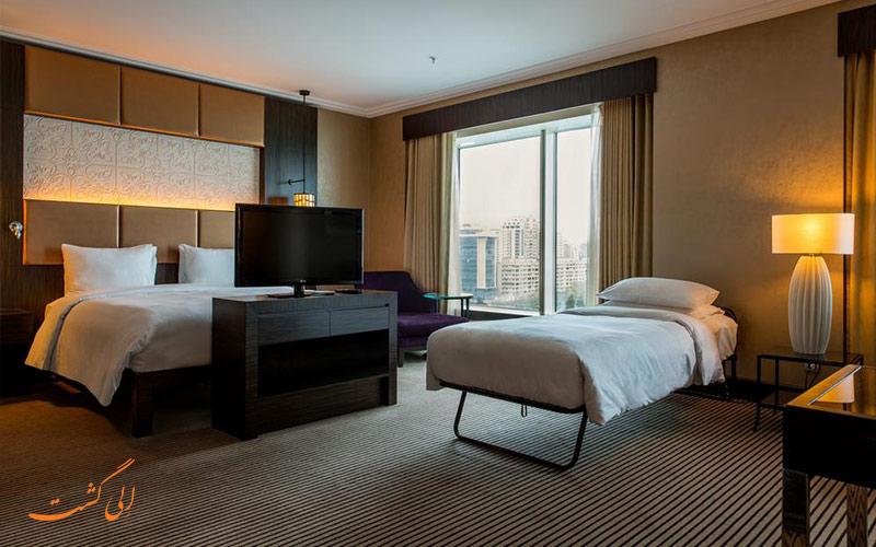 رزرو هتل در باکو مانند هتل هیلتون