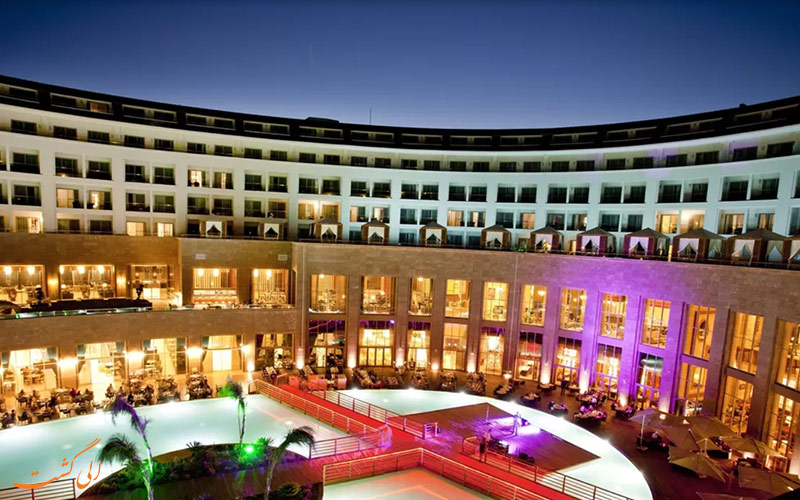 ساختمان هتل ریو کایا پالازو گلف ریزورت