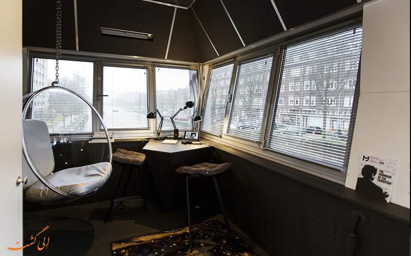 هتل های سوییتز، تجربه اقامت در خانههایی میان کانالهای آمستردام