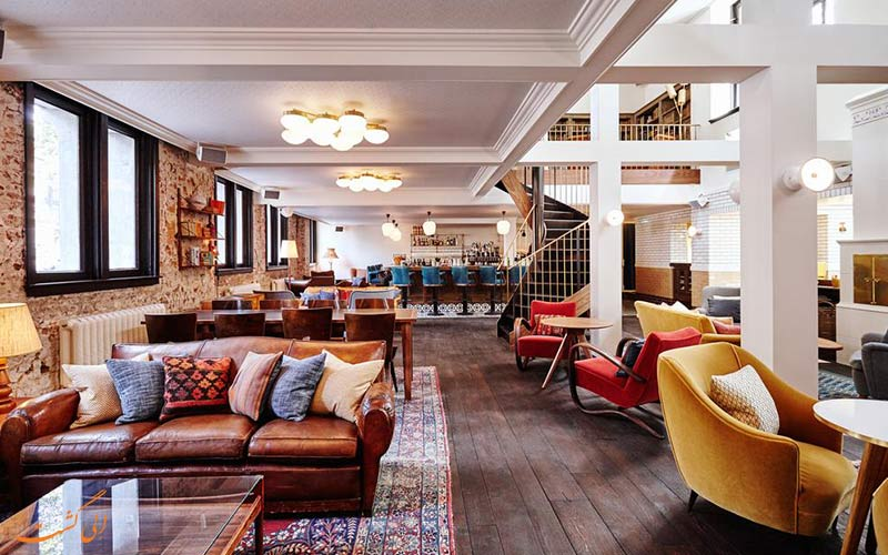 هوکستون بهترین هتل بوتیک ۴ ستاره آمستردام