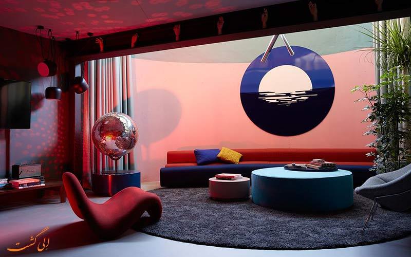 استیودنت هتل، بهترین هتل آمستردام برای جوان ترها