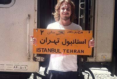 آشنایی با مسیر قطار تهران استانبول