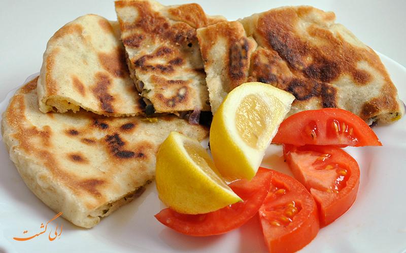 گزلمه، یک غذای خوش عطر گیاهی برای امتحان کردن در ترکیه