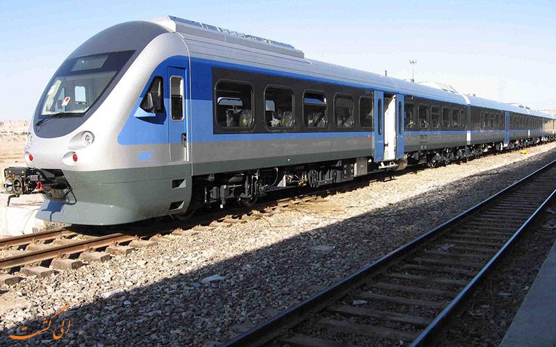 تصاویر قطار الوند