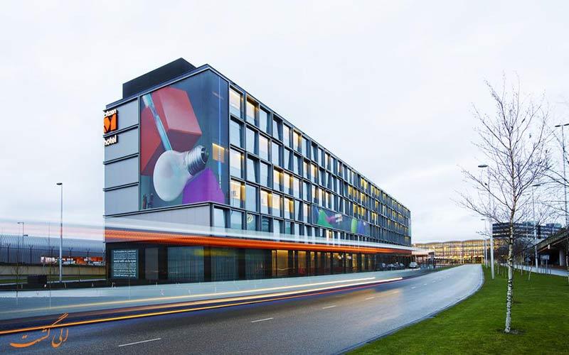 سیتیزن ام شیپخول، بهترین هتل فرودگاهی آمستردام