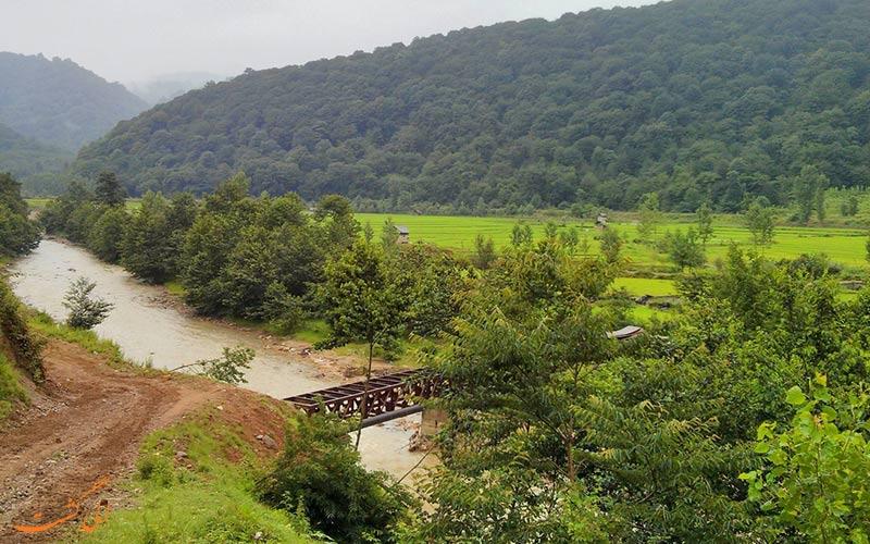 طبیعت فیروزکوه