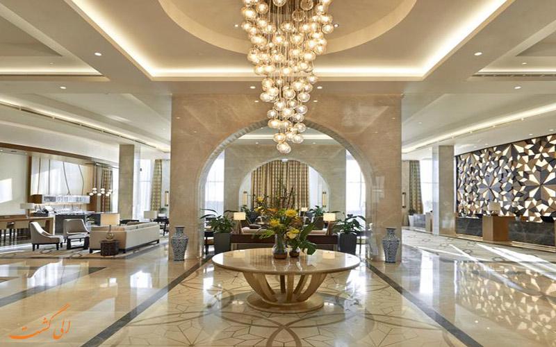 لابی هتل حیات ریجنسی
