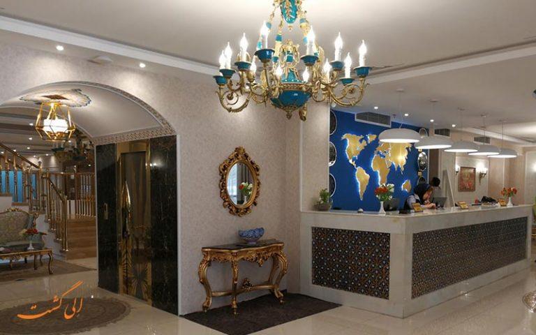هتل خواجو، از بهترین هتل های ۴ ستاره اصفهان