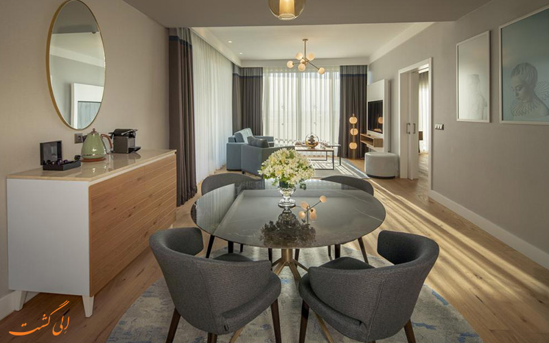 هتل های 5 ستاره یوآل آنتالیا