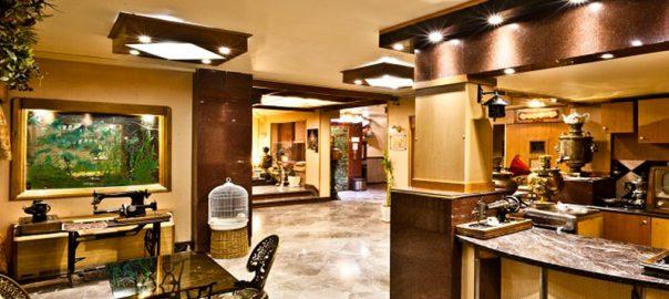 هتل آپارتمان های مشهد