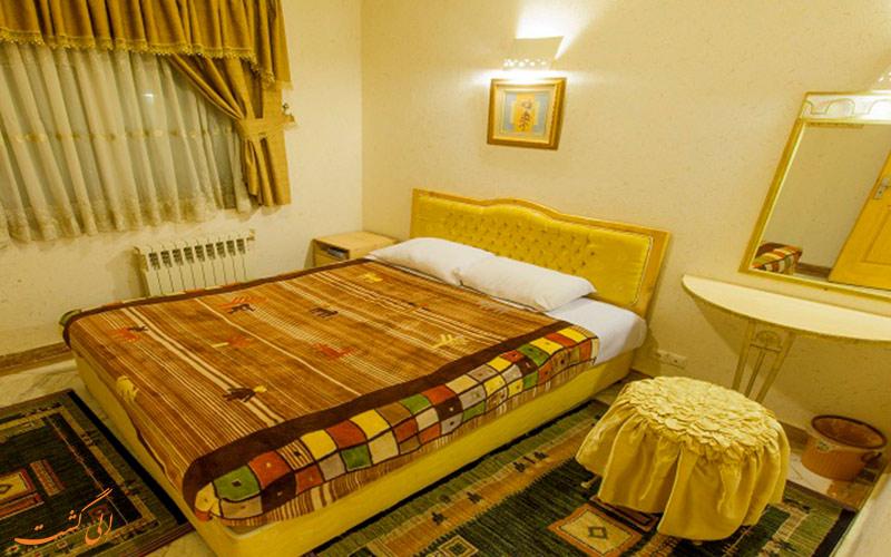 عکسی از اتاق های هتل آپارتمان ملل مشهد
