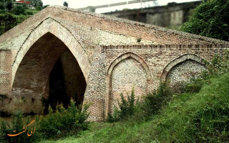 پل شفارود از بهترین مناطق شمال برای مسافرت