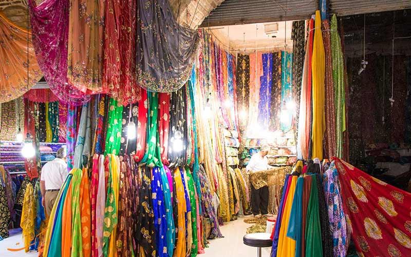 گشت و گذار در بازار تاریخی سنندج