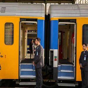 امکانات و خدمات قطار 3 ستاره شهاب