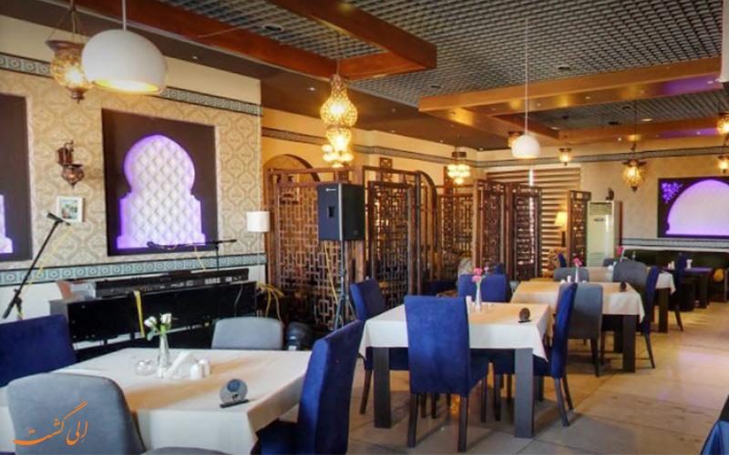 رستوران کابان در کیش
