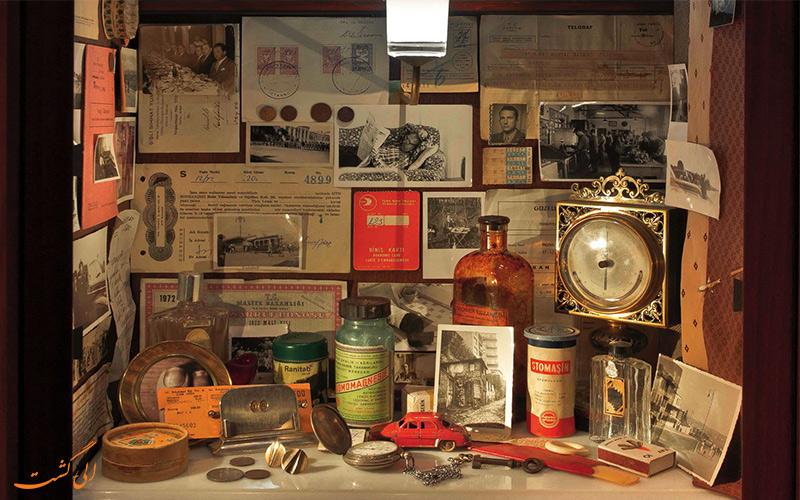 نمایی از داخل موزه