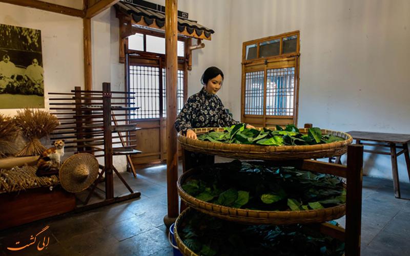 موزه ابریشم سوژو