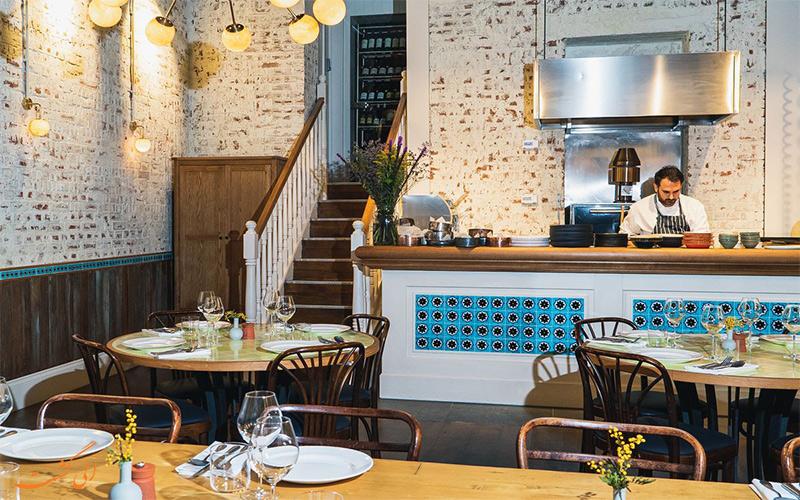 شعبه جدید رستوران Yeni در لندن