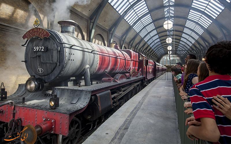 قطار هاگوارتز Hogwarts Express
