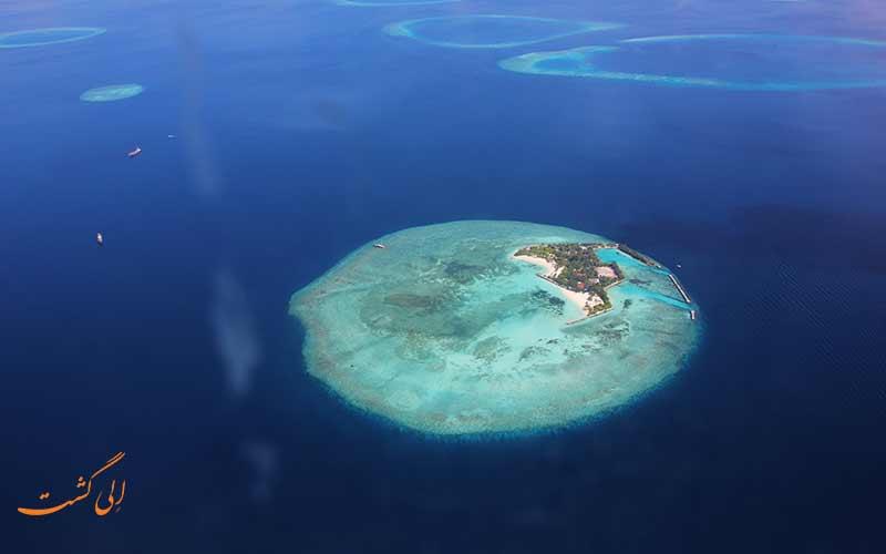 فیدو از جزایر کشور مالدیو